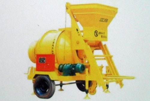 JZM350搅拌机